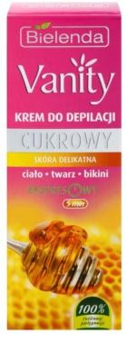 Bielenda Vanity Sugar crema depilatoare pentru piele sensibila 3
