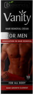 Bielenda Vanity For Men crema depilatoare pentru barbati 2