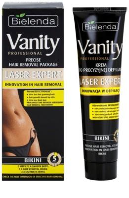 Bielenda Vanity Laser Expert Enthaarungscreme für die Intimpartien 2