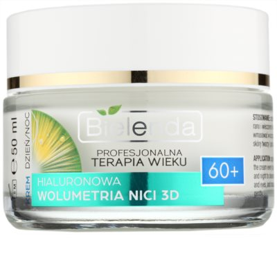 Bielenda Professional Age Therapy Hyaluronic Volumetry NICI 3D крем проти зморшок 60+