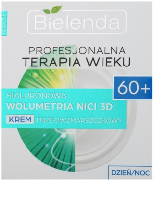 Bielenda Professional Age Therapy Hyaluronic Volumetry NICI 3D крем проти зморшок 60+ 2