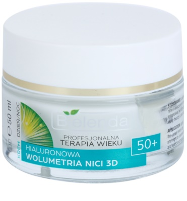 Bielenda Professional Age Therapy Hyaluronic Volumetry NICI 3D крем проти зморшок 50+