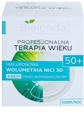 Bielenda Professional Age Therapy Hyaluronic Volumetry NICI 3D creme antirrugas 50+ 2