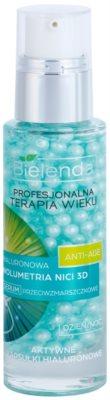 Bielenda Professional Age Therapy Hyaluronic Volumetry NICI 3D Antifalten Serum mit Hyaluronsäure