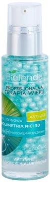 Bielenda Professional Age Therapy Hyaluronic Volumetry NICI 3D сироватка проти зморшок з гіалуроновою  кислотою