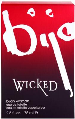 Bijan Wicked toaletní voda pro ženy 4
