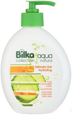 Bilka Aqua Natura gel na intimní hygienu