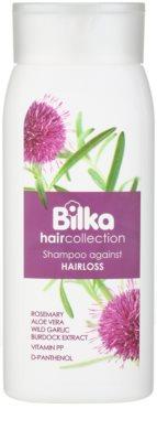 Bilka Hair Collection Shampoo gegen Haarausfall mit Wuchsaktivator