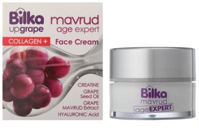 Bilka Mavrud Age Expert Collagen+ Gesichtscreme gegen Falten mit Kollagen 1