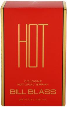 Bill Blass Hot Eau de Cologne für Damen 4