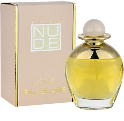 Bill Blass Nude Eau de Cologne para mulheres