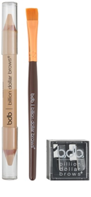Billion Dollar Brows Color & Control sada pre dokonalé obočie