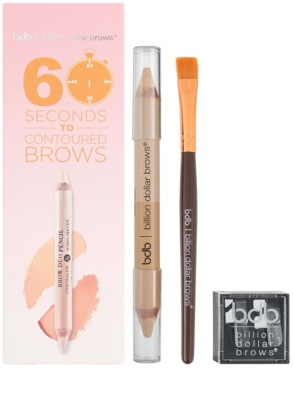 Billion Dollar Brows Color & Control sada pre dokonalé obočie 6