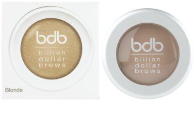 Billion Dollar Brows Color & Control sombra en polvo de cejas 3
