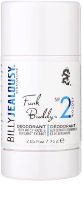 Billy Jealousy Signature Funk Buddy No. 2 tuhý dezodorant