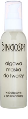 BingoSpa Algae maseczka do twarzy