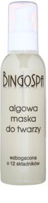 BingoSpa Algae маска для шкіри обличчя