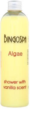BingoSpa Algae Vanilla Scent gel de ducha