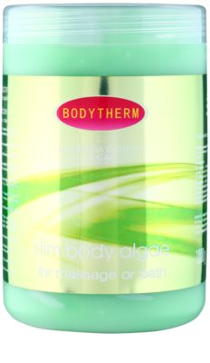 BingoSpa Bodytherm Algae gel pentru masaj pentru subtiere