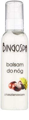 BingoSpa Chestnut Balsam für Füße mit Neigung zu Schwellungen und Krampfadern