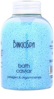 BingoSpa Collagen & Oligominerals перлини для ванни