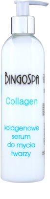 BingoSpa Collagen очищуюча емульсія для обличчя та шиї