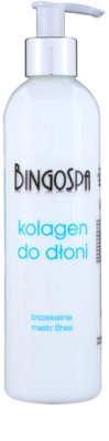 BingoSpa Collagen kézkrém