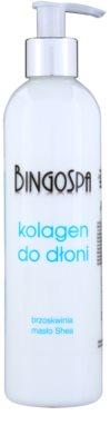 BingoSpa Collagen крем для рук