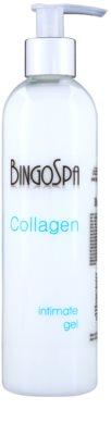 BingoSpa Collagen gel para higiene íntima