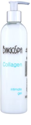 BingoSpa Collagen gel pentru igiena intima
