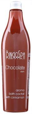 BingoSpa Chocolate Dark aromatyczna kąpiel z cynamonem