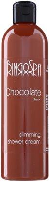 BingoSpa Chocolate Dark Cremă de duș cu efect de slăbire