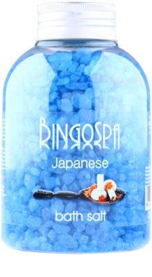 BingoSpa Japanese sal de banho