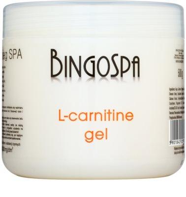 BingoSpa L- Carnitine gel corporal tonificante