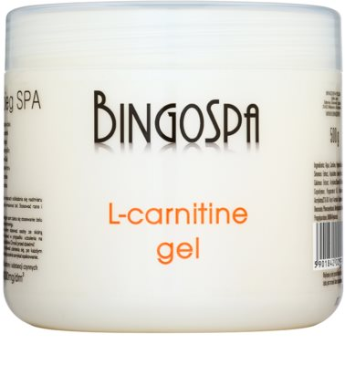 BingoSpa L- Carnitine zeštíhlující tělový gel