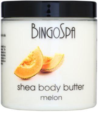 BingoSpa Melon manteca de karité  para el cuerpo