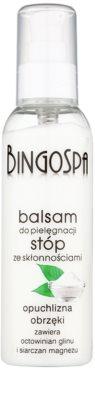 BingoSpa Mint balsam pentru picioare predispuse la edem