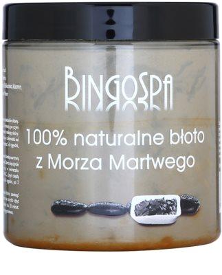 BingoSpa Mud barro 100% natural del Mar Muerto para rostro, cuerpo y cabello