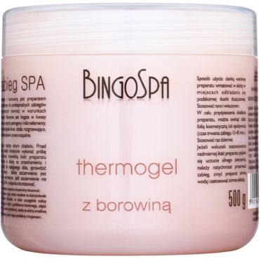 BingoSpa Peat Thermo-Gel mit schlankmachender Wirkung