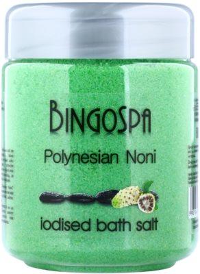 BingoSpa Polynesian Noni jódozott sófürdő