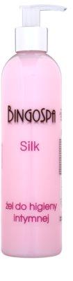 BingoSpa Silk krémový gél na intímnu hygienu