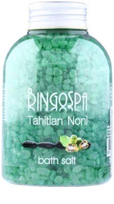 BingoSpa Tahitian Noni soľ do kúpeľa