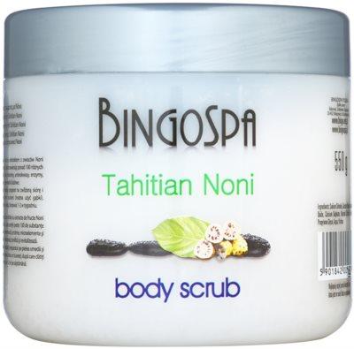 BingoSpa Tahitian Noni krystalický tělový peeling