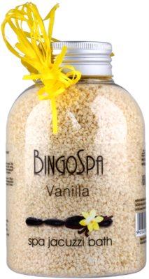 BingoSpa Vanilla kąpiel mineralna do jacuzzi