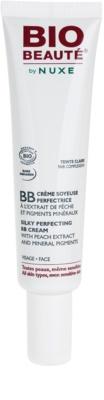 Bio Beauté by Nuxe Skin-Perfecting crema BB  con extracto de melocotón y pigmentos minerales