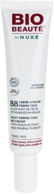 Bio Beauté by Nuxe Skin-Perfecting ББ крем с екстракт от праскова и минерални пигменти