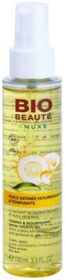 Bio Beauté by Nuxe Body tonizující a výživný olej s extrakty korsického citronu a botanickým olejem