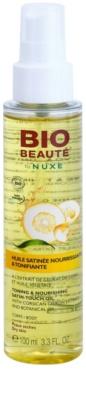 Bio Beauté by Nuxe Body ulei pentru tonifiere si hidratare cu extract de lamaie su ulei vegetal corsican