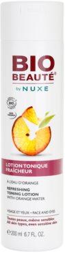 Bio Beauté by Nuxe Cleansing erfrischendes Gesichtswasser mit Orangenwasser