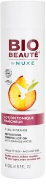Bio Beauté by Nuxe Cleansing lotiune tonifianta revigoranta cu extras de portocala